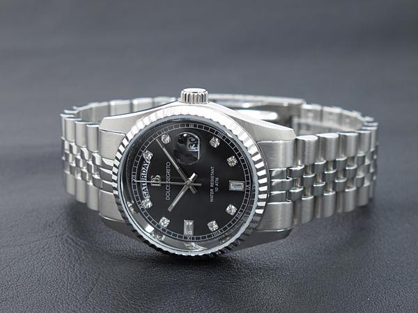 ドルチェセグレート DOLCE SEGRETO 腕時計 OP300BKメンズ