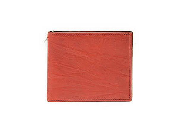 (~4/30 23:59) ゾンネ SONNE 二つ折り 短財布 SOD003B-RED レッド メンズ