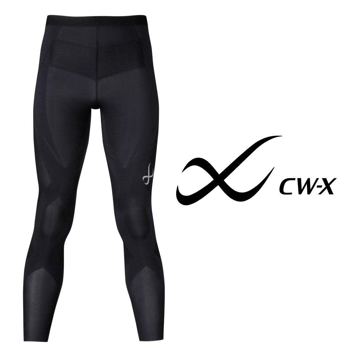 【25%OFF】ワコール CW-X スポーツタイツ ジェネレーターモデル ロング メンズ 全3色 S/M/L HZO699