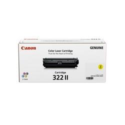 【送料無料】 Canon キヤノン キャノン 純正 トナーカートリッジ イエロー 2647B001 CRG-322IIYEL