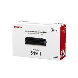 【送料無料】 Canon キヤノン キャノン 純正 トナーカートリッジ ブラック 3480B004 CRG-519II
