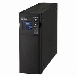 無停電電源装置 常時商用(正弦波)/1000VA/610W/縦型 オムロン BW100T