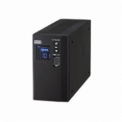 無停電電源装置 常時商用(正弦波)/550VA/340W/縦型 オムロン BW55T