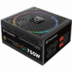 Thermaltake 高品質電源ユニットTOUGHPOWER GRAND RGB -750W -NON DPS- アスク PS-TPG-0750FPCGJP-R