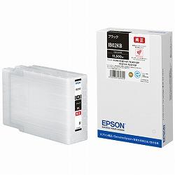 ビジネスインクジェット用 インクカートリッジ(ブラック)/約11500ページ対応 セイコーエプソン IB02KB