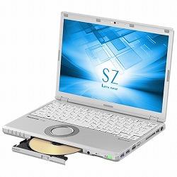 Let`s note SZ6 DIS専用モデル(Core i5-7200U/8GB/SSD256GB/SMD/W10P64/12.1WUXGA/電池S) パナソニック CF-SZ6BDBVS