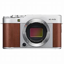 ミラーレスデジタルカメラ X-A5 ブラウン 富士フイルム F X-A5-BW