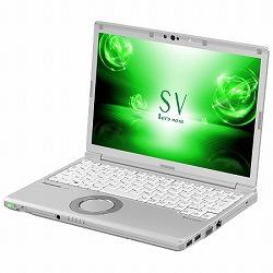 Let`s note SV7 法人(Core i5-8350U/8GB/SSD256GB/W10P64/12.1WUXGA/電池S/顔認証) パナソニック CF-SV7RDCVS
