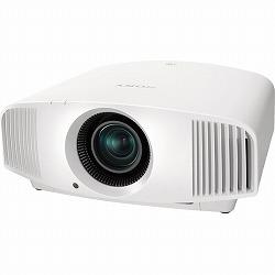 4K対応ビデオプロジェクター ホワイト ソニー VPL-VW255/W