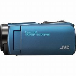 32GBハイビジョンメモリームービー(ネイビーブルー) JVCケンウッド GZ-R480-A