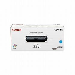 【送料無料】 Canon キヤノン キャノン 純正 トナーカートリッジ シアン 8672B001 CRG-335CYN
