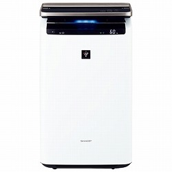プラズマクラスターNEXT発生機能搭載加湿空気清浄機 プレミアムモデル ホワイト系 シャープ KI-JP100-W