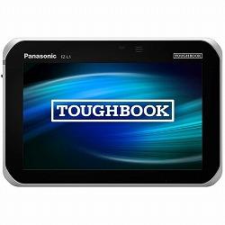 TOUGHBOOK FZ-L1 バーコードリーダー搭載モデル(NTTドコモ)(Qualcomm MSM8909/2GB/eMMC16GB/Android8.1/7型HD/Docomo対応/電池9時間) パナソニック FZ-L1ADAAAAJ
