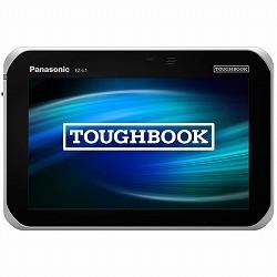 TOUGHBOOK FZ-L1 ワイヤレスWANモデル(KDDI) (Qualcomm MSM8909/2GB/eMMC16GB/Android8.1/7型HD/KDDI対応/電池9時間) パナソニック FZ-L1AKAZZAJ