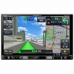 8V型ワイドVGA地上デジタルTV/DVD-V/CD/Bluetooth/SD/チューナー・DSPAV一体型メモリーナビゲーション パイオニア AVIC-RL902