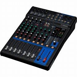 10チャンネルミキシングコンソール SPXデジタルエフェクト24種搭載、USB I/F機能付属 ヤマハ MG10XUF