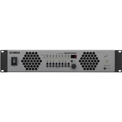8ch出力 ロー/ハイインピーダンス 「YDIF」対応 設備向けパワーアンプ ヤマハ XMV8140