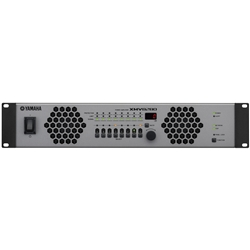8ch出力 ロー/ハイインピーダンス 「YDIF」対応 設備向けパワーアンプ ヤマハ XMV8280