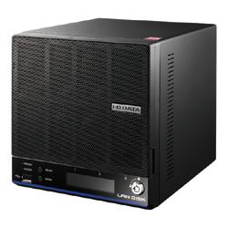 【送料無料】アイ・オー・データ機器 アイオーデータ IODATA HDL2-H4/TM5 拡張ボリューム対応 2ドライブ 法人向け NAS ナス ネットワークHDD WD Red 4TB Trend Micro NAS Security 期間5年
