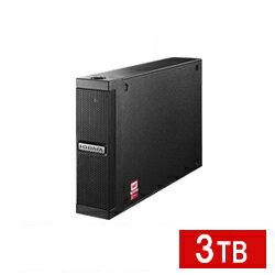 【送料無料】アイ・オー・データ機器 アイオーデータ IODATA ZHD-UTX3 USB 3.0 カートリッジ 法人向け 外付ハードディスク HDD WD Red 3TB ブラック