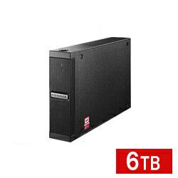 【送料無料】アイ・オー・データ機器 アイオーデータ IODATA ZHD-UTX6 USB 3.0 カートリッジ 法人向け 外付ハードディスク HDD WD Red 6TB ブラック