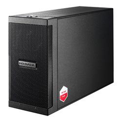【送料無料】アイ・オー・データ機器 アイオーデータ IODATA ZHD2-UTX4 USB 3.0 カートリッジ 2ドライブ 法人向け 外付ハードディスク HDD WD Red 4TB ブラック