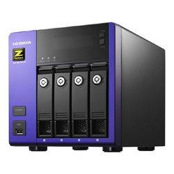 IO DATA HDL-Z4WL12I2 B級ユーズド・アイテム【中古】
