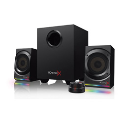 Creative SBX-KTS-S5 S5 Creative Sound BlasterX SBX-KTS-S5 Kratos S5 2.1chゲーミングスピーカーシステム, Borderhill:fca1693b --- vidaperpetua.com.br