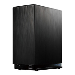 【送料無料】アイ・オー・データ機器 アイオーデータ IODATA HDL2-AA4 デュアルコアCPU 2ドライブ NAS ナス ネットワークHDD 4TB