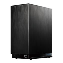 【送料無料】アイ・オー・データ機器 アイオーデータ IODATA HDL2-AA2W デュアルコアCPU 2ドライブ 法人向け NAS ナス ネットワークHDD WD Red 2TB