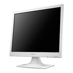 LCD-AD173SESW ブルーライト低減機能搭載!フリッカーレス設計で目に優しい