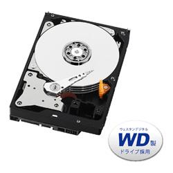 【送料無料】アイ・オー・データ機器 アイオーデータ IODATA HDLA-OP2BG HDL2-AHシリーズ用 HDL2-AAシリーズ用 交換用ハードディスク HDD NAS ネットワークHDD オプション WD 2TB