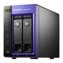 【送料無料】アイ・オー・データ機器 アイオーデータ IODATA HDL-Z2WP2I WSS2016STD搭載 Intel Core i3搭載 2ドライブ 法人向け NAS ナス ネットワークHDD 2TB