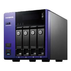 【送料無料】アイ・オー・データ機器 アイオーデータ IODATA HDL-Z4WQ8D WSS2016WG搭載 Intel Celeron搭載 4ドライブ 法人向け NAS ナス ネットワークHDD 8TB