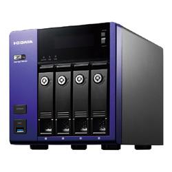 【送料無料】アイ・オー・データ機器 アイオーデータ IODATA HDL-Z4WP4D WSS2016STD搭載 Intel Celeron搭載 4ドライブ 法人向け NAS ナス ネットワークHDD 4TB