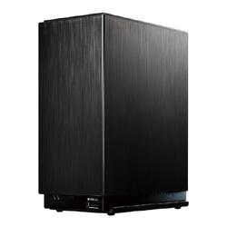 【送料無料】アイ・オー・データ機器 アイオーデータ IODATA HDL2-AA12W デュアルコアCPU 2ドライブ 法人向け NAS ナス ネットワークHDD WD Red 12TB