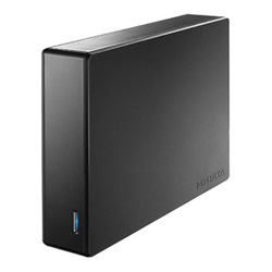 IO DATA HDJA-UT8RW USB 3.0対応外付けHDD 8TB