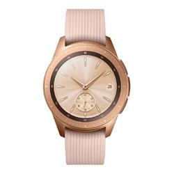 【国内正規品・メーカー保証付き】Samsung SM-R810NZDAXJP Galaxy Watch (42mm)