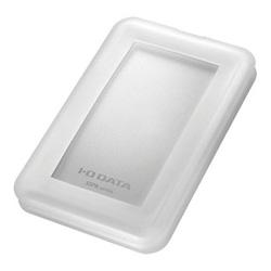 IO DATA SSPB-USC500W ポータブルSSD 500GB ホワイト