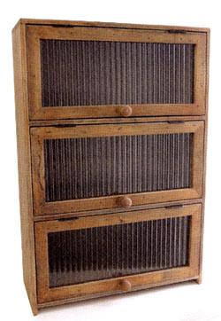 送料無料 3ドアキャビネット FG-20ナチュラル アンティーク インテリア 家具 小物収納 飾り棚 おしゃれ