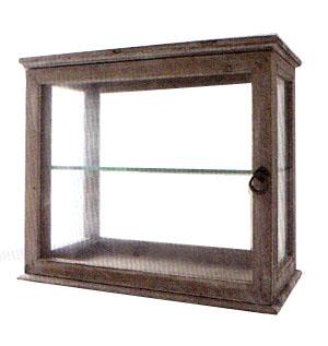 送料無料 コレクションシェルフS  kk-25ナチュラル アンティーク インテリア 家具 小物収納 飾り棚 おしゃれ