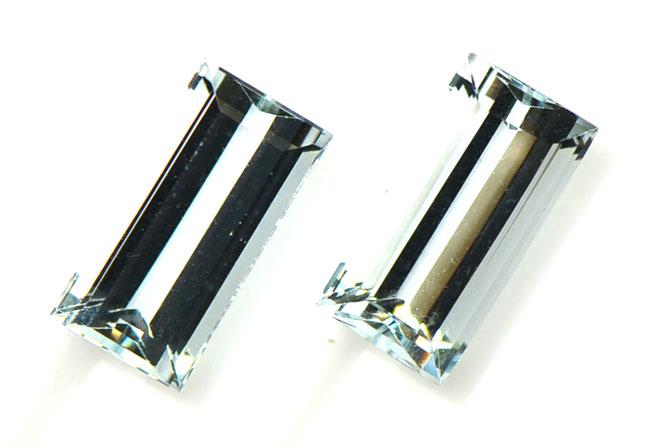 アクアマリン メジナ 5x10mm 3.25 カラット 106