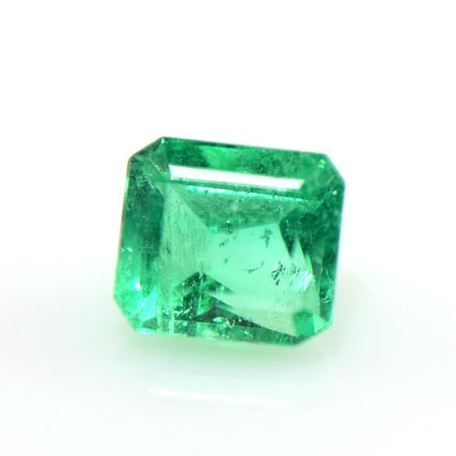 エメラルド ルース 天然石 5月誕生石 S-F034CI28 コロンビア産