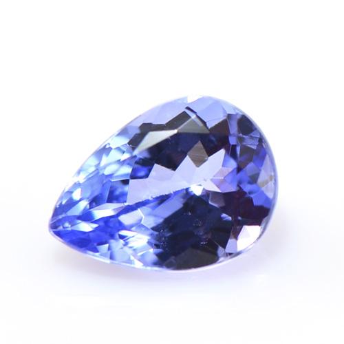 タンザナイト 1.29cts 大粒 ルース 天然石 12月誕生石 S-F085CI28