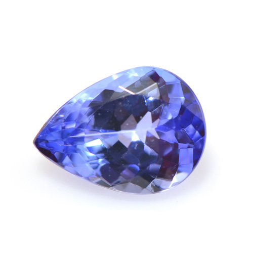 タンザナイト 1.29cts  大粒 ルース 天然石 12月誕生石 S-F088CI28
