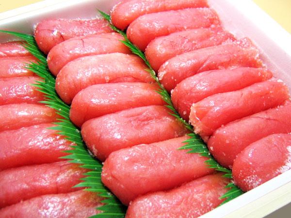塩たらこ(大切れ子)2kg送料無料 業務用(孝子屋ぐるめ食品)