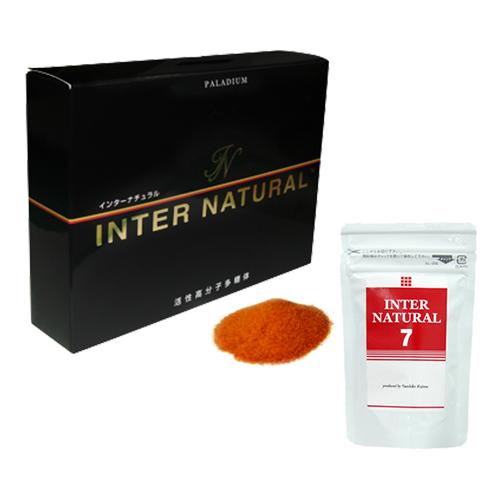【当日出荷】インターナチュラル(INTER NATURAL) 30包+7包セット + さらに選べるおまけ付き!新しいコンセプトの健康サプリメント【smtb-s】