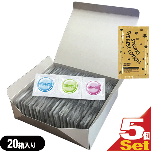 ◆【あす楽対応商品】【送料無料】【男性向け避妊用コンドーム】不二ラテックス めちゃうす 1500 144個入り x5箱セット(計720個) + ザ・ベストローションストロング(7mL)セット【smtb-s】