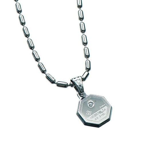 【ハーツネックレス・ブレスレット】HEARTZ ハーツ スーパーメタリック八角形ネックレス【smtb-s】