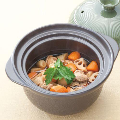 Hirota(廣田) 時短釜 2合炊き土鍋